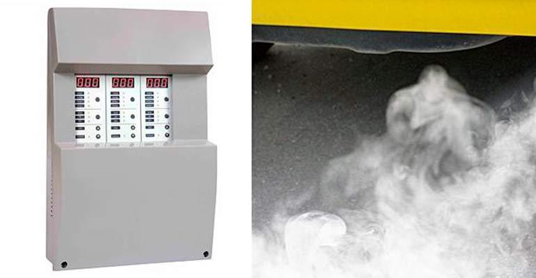 Detección de Monóxido de Carbono