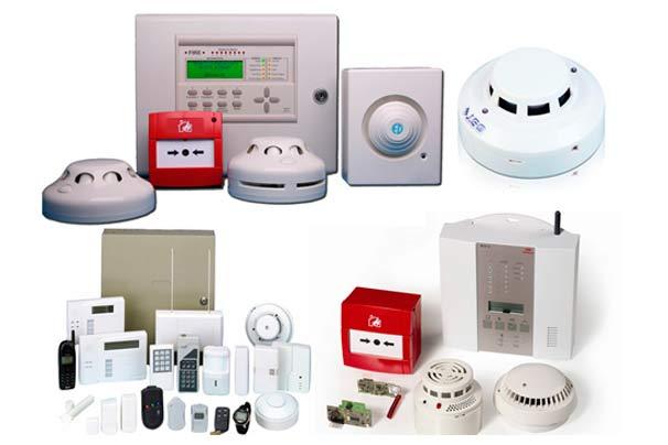 Gran variedad de sistemas antiincendios